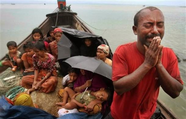 The Crying Rohingya