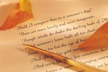 One Day I'll Write APoem