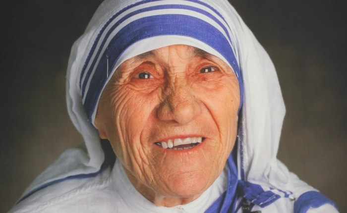 Mother Teresa ~ a collaboration
