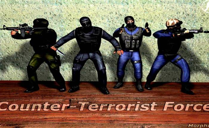 Counter – Terrorism